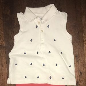 Ralph Lauren toddler girl outfit